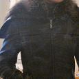 Отдается в дар Куртка кожанная (весна-осень)