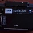 Отдается в дар Принтер/сканер Epson Stylus ТX200