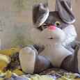 Отдается в дар ✿ Игрушка заяц ✿
