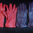 Отдается в дар Две пары перчаток.