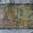 Отдается в дар Карта Средиземья
