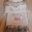 Отдается в дар шапка и шарфик на зиму