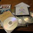 Отдается в дар CD/DVD — диски с музыкой. В основном прогрессив-рок.