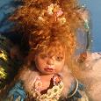Отдается в дар Фарфоровая кукла.
