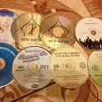 Отдается в дар CD и DVD с духовной музыкой, рел.чтениями, видео-экскурсия