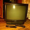 Отдается в дар Телевизор в рабочем состоянии