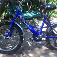 Отдается в дар Велосипед дошкольный