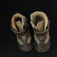 Отдается в дар Детские ботиночки на весну