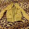 Отдается в дар Осенние курточки размер S