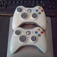 Отдается в дар Беспроводные геймпады Xbox 360