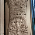 Отдается в дар Тёплое платье Zara