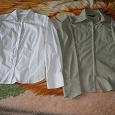 Отдается в дар Женские рубашки 42 разм