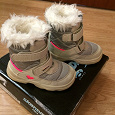 Отдается в дар Зимние ботинки Skandia, 23 размер