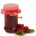 Отдается в дар Варенье малиновое и мед)