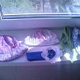 Отдается в дар шапочки, панамки, повязки на 1-1.5 года