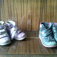 Отдается в дар Детская ортопедическая девичья обувь р. 27