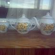 Отдается в дар фарфоровий чайний посуд