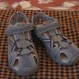Отдается в дар сандали на мальчика 34р-р