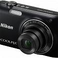 Отдается в дар Фотоаппарат Nikon COOLPIX S3100