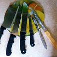 Отдается в дар Набор ножей,«продаю» за копеечку