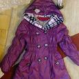 Отдается в дар Куртка для девочки 6-7 лет
