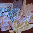 Отдается в дар Детская одежка от 0 до 1 в очень нормальном состоянии