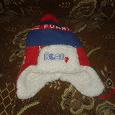 Отдается в дар Зимняя шапка на мальчика 1-2 года