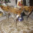 Отдается в дар фужеры для мартини