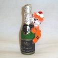 Отдается в дар свеча «Шампанское»