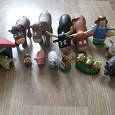 Отдается в дар Игрушки «Животные на ферме»