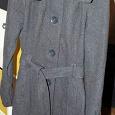 Отдается в дар Драповое пальто Villa размер S практически новое
