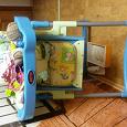 Отдается в дар детский стул для кормления