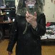 Отдается в дар куртка кожаная 44-46