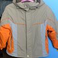 Отдается в дар Куртка детская 3-4-5 лет