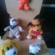 Отдается в дар мягкие игрушки Собачки