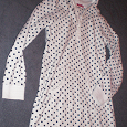 Отдается в дар Флисовый халатик, 42 размер