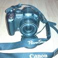 Отдается в дар Фотоаппарат Canon Power Shot S3 IS