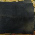 Отдается в дар Куски джинсовой ткани на ХМ