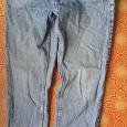 Отдается в дар Женские джинсы для дачи