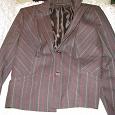 Отдается в дар женский пиджак, 50 размер, практически новый