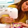 Отдается в дар ремонт одежды на швейной машинке