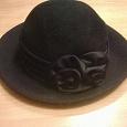 Отдается в дар Шляпа черного цвета