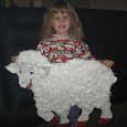 Отдается в дар Новый год — овечка