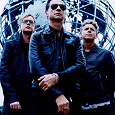 Отдается в дар Плакат Depeche Mode
