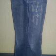 Отдается в дар джинсы на девочку на рост 152-158