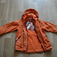 Отдается в дар Куртка на рост 140 см.
