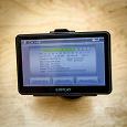 Отдается в дар Навигатор Explay PN-945 в комплекте с картой microSD на 8Gb