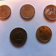 Отдается в дар Монеты Бразилии и Словении