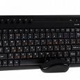 Отдается в дар Беспроводная клавиатура и мышь