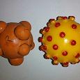 Отдается в дар Мячи для собак и других веселых животных